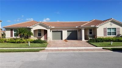 Vero Beach, Indian River Shores, Melbourne Beach, Melbourne, Sebastian, Palm Bay, Orchid Island, Micco, Indialantic, Satellite Beach Single Family Home For Sale: 1062 Normandie Way