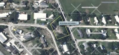 Vero Beach, Indian River Shores, Melbourne Beach, Melbourne, Sebastian, Palm Bay, Orchid Island, Micco, Indialantic, Satellite Beach Residential Lots & Land For Sale: 12975 Old Dixie Highway
