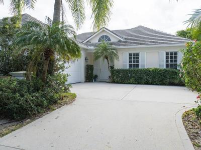 Vero Beach Single Family Home For Sale: 20 Caribe Way