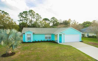 Sebastian Single Family Home For Sale: 1136 Landsdowne Drive