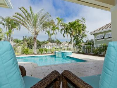 Vero Beach, Indian River Shores, Melbourne Beach, Melbourne, Sebastian, Palm Bay, Orchid Island, Micco, Indialantic, Satellite Beach Single Family Home For Sale: 9170 Seasons Terrace