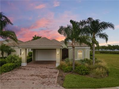 Hutchinson Island Single Family Home For Sale: 1908 Lynx Drive