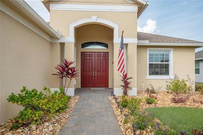 Vero Beach Single Family Home For Sale: 734 Fortunella Circle