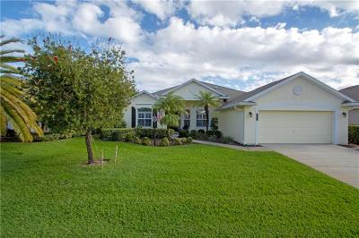 Sebastian Single Family Home For Sale: 641 Brush Foot Drive
