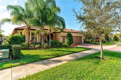 Vero Beach Single Family Home For Sale: 5410 Antigua Circle