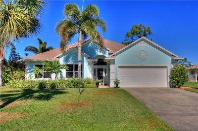 Sebastian Single Family Home For Sale: 502 Hibiscus Avenue
