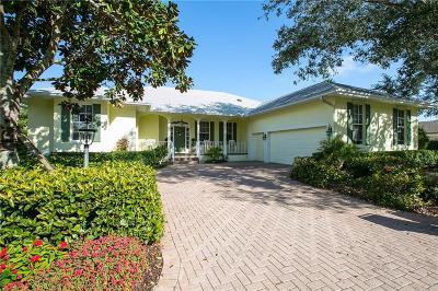 Vero Beach Single Family Home For Sale: 740 SW Summerwood Lane