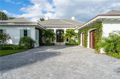 Vero Beach Single Family Home For Sale: 1556 Smugglers Cove