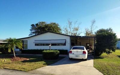 Sebastian Single Family Home For Sale: 919 Balsam Street