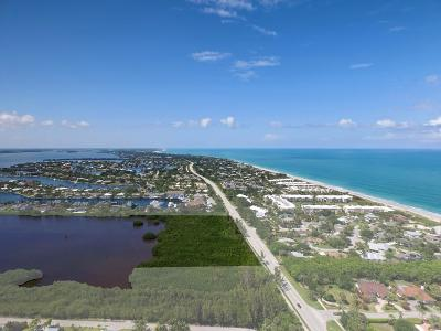 Vero Beach, Indian River Shores, Melbourne Beach, Melbourne, Sebastian, Palm Bay, Orchid Island, Micco, Indialantic, Satellite Beach Residential Lots & Land For Sale: 000 Hwy A1a