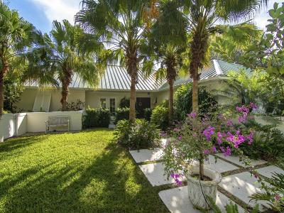 Vero Beach Single Family Home For Sale: 546 Date Palm Road