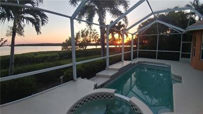 Hutchinson Island Single Family Home For Sale: 1820 Wildcat Cove