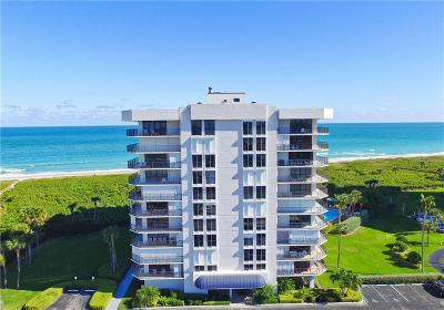 Hutchinson Island Condo/Townhouse For Sale: 2800 Hwy Highway A1a #602