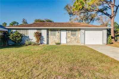 Sebastian Single Family Home For Sale: 1286 Schumann Drive