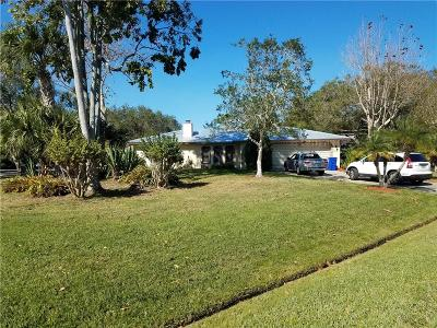 Sebastian Single Family Home For Sale: 1611 Coral Reef Street