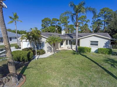 Sebastian FL Single Family Home For Sale: $249,995
