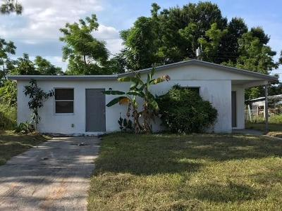 Vero Beach Single Family Home For Sale: 3976 46th Place