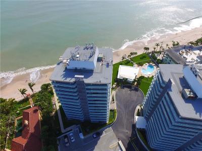 Vero Beach Condo/Townhouse For Sale: 3554 Ocean Drive #1001N