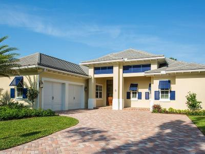 Vero Beach Single Family Home For Sale: 211 Coconut Creek Court