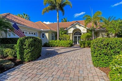 Vero Beach Single Family Home For Sale: 5555 Las Brisas Drive