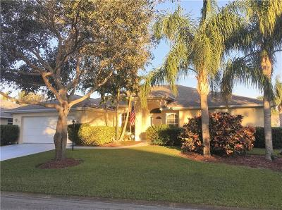 Vero Beach, Indian River Shores, Melbourne Beach, Melbourne, Sebastian, Palm Bay, Orchid Island, Micco, Indialantic, Satellite Beach Single Family Home For Sale: 152 SW 35th