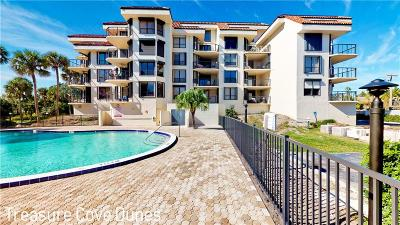 Hutchinson Island Condo/Townhouse For Sale: 4100 Highway A1a #324