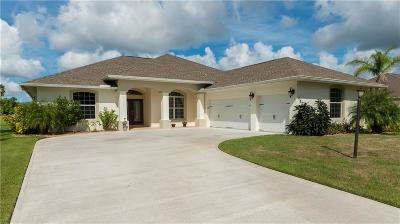 Vero Beach, Indian River Shores, Melbourne Beach, Melbourne, Sebastian, Palm Bay, Orchid Island, Micco, Indialantic, Satellite Beach Rental For Rent: 1578 Eagles Circle