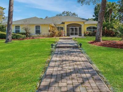 Vero Beach FL Single Family Home For Sale: $400,000