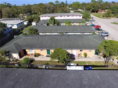 Vero Beach FL Multi Family Home For Sale: $499,900