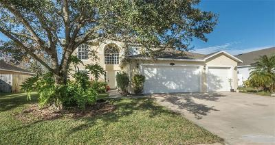 Vero Beach Single Family Home For Sale: 5943 Ridge Lake Circle