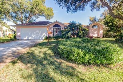 Sebastian Single Family Home For Sale: 1073 Phelps Street