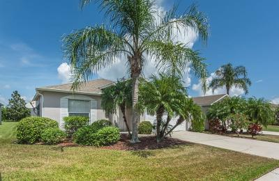 Vero Beach Single Family Home For Sale: 885 Greenleaf Circle