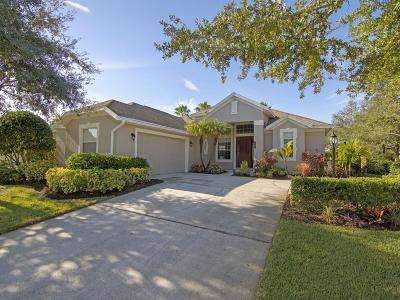 Sebastian Single Family Home For Sale: 638 Brush Foot Drive