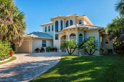 Vero Beach Single Family Home For Sale: 1841 Shell Lane