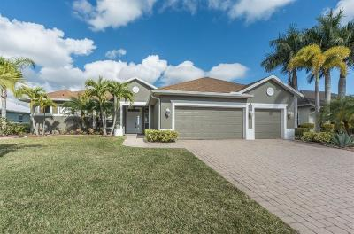 Vero Beach, Indian River Shores, Melbourne Beach, Melbourne, Sebastian, Palm Bay, Orchid Island, Micco, Indialantic, Satellite Beach Single Family Home For Sale: 4670 SW Stephanie Lane