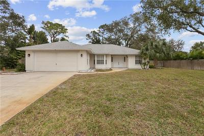 Vero Beach Single Family Home For Sale: 550 11th Avenue