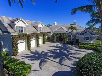 Vero Beach, Indian River Shores, Melbourne Beach, Melbourne, Sebastian, Palm Bay, Orchid Island, Micco, Indialantic, Satellite Beach Single Family Home For Sale: 406 Indies Drive