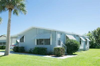 Vero Beach, Indian River Shores, Melbourne Beach, Melbourne, Sebastian, Palm Bay, Orchid Island, Micco, Indialantic, Satellite Beach Single Family Home For Sale: 727 Gladiolus Drive
