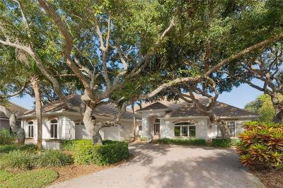 Vero Beach, Indian River Shores, Melbourne Beach, Melbourne, Sebastian, Palm Bay, Orchid Island, Micco, Indialantic, Satellite Beach Single Family Home For Sale: 161 White Jewel Court