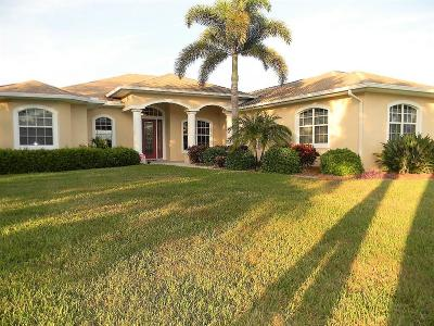 Sebastian FL Single Family Home For Sale: $487,500