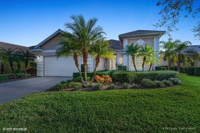 Vero Beach, Indian River Shores, Melbourne Beach, Melbourne, Sebastian, Palm Bay, Orchid Island, Micco, Indialantic, Satellite Beach Single Family Home For Sale: 1161 River Wind Circle