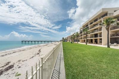 Vero Beach, Indian River Shores, Melbourne Beach, Melbourne, Sebastian, Palm Bay, Orchid Island, Micco, Indialantic, Satellite Beach Condo/Townhouse For Sale: 4800 Highway A1a #118