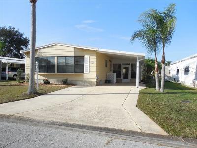 Sebastian Single Family Home For Sale: 617 Wedelia Drive
