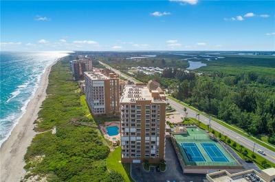 Hutchinson Island Condo/Townhouse For Sale: 4180 Highway A1a #204B