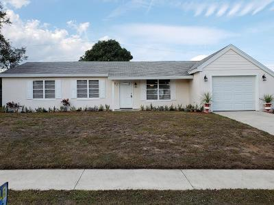 Sebastian Single Family Home For Sale: 382 Concord Avenue