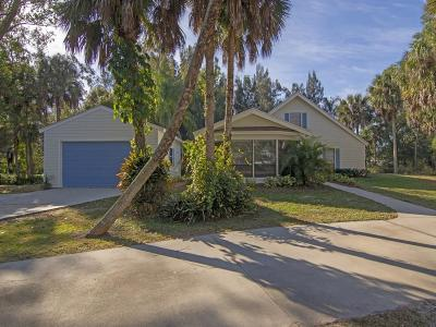 Vero Beach Single Family Home For Sale: 8185 25th Street