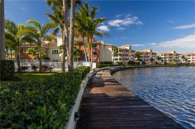 Vero Beach Condo/Townhouse For Sale: 5220 Harbor Village Drive #203