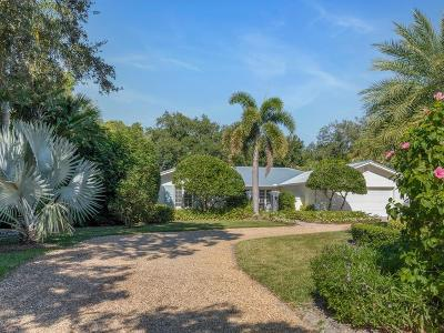 Vero Beach Single Family Home For Sale: 205 Holly Road