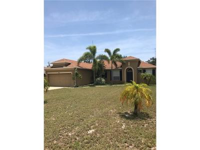 Sebastian Single Family Home For Sale: 186 Spring Valley Avenue