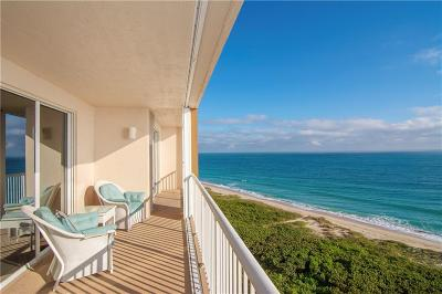 Fort Pierce Condo/Townhouse For Sale: 4180 Hwy Highway A1a #904B